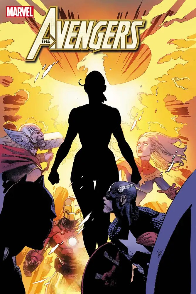 FEB210618 ComicList: Marvel Comics New Releases for 04/07/2021