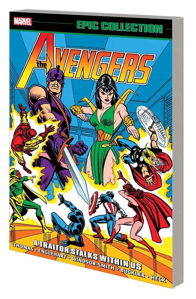 FEB210694 ComicList: Marvel Comics New Releases for 05/19/2021