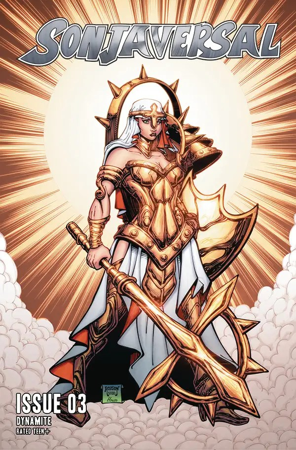 FEB210725 ComicList: Dynamite Entertainment New Releases for 04/07/2021