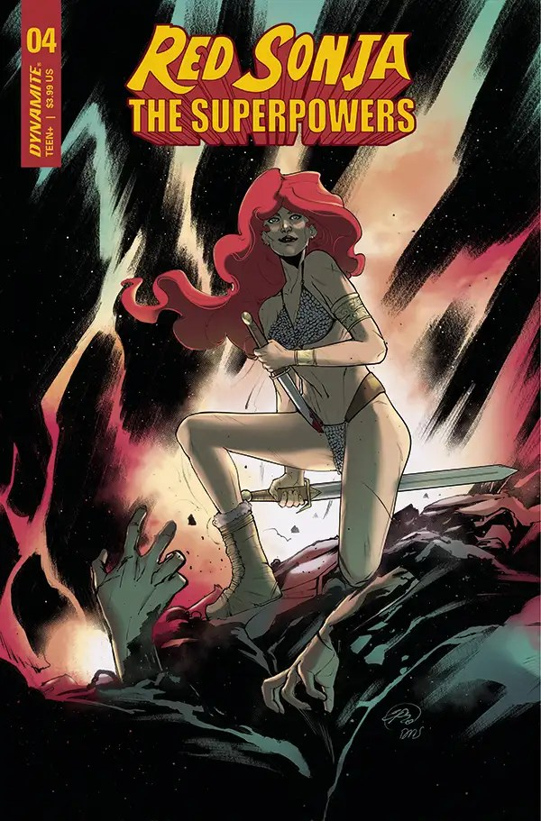 FEB210763 ComicList: Dynamite Entertainment New Releases for 04/14/2021