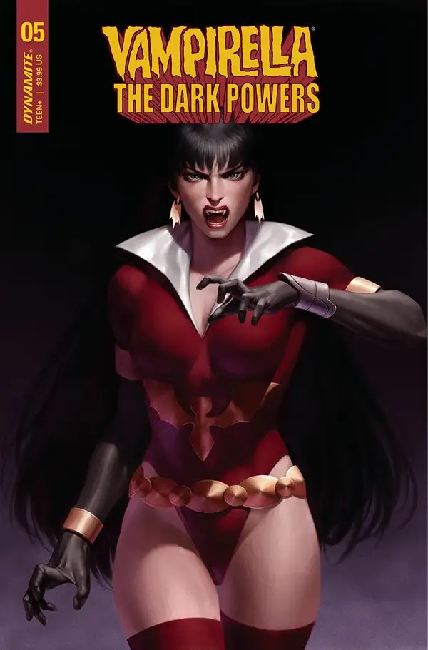 FEB210780 ComicList: Dynamite Entertainment New Releases for 04/14/2021