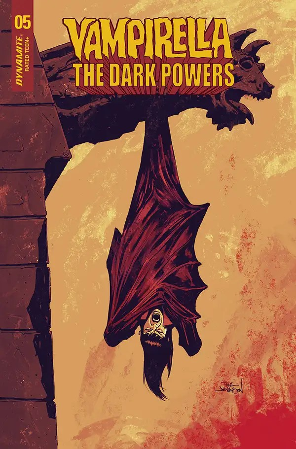 FEB210784 ComicList: Dynamite Entertainment New Releases for 04/14/2021