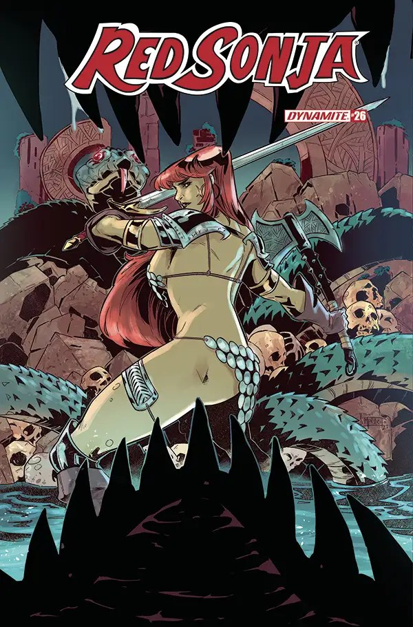 FEB210806 ComicList: Dynamite Entertainment New Releases for 04/21/2021