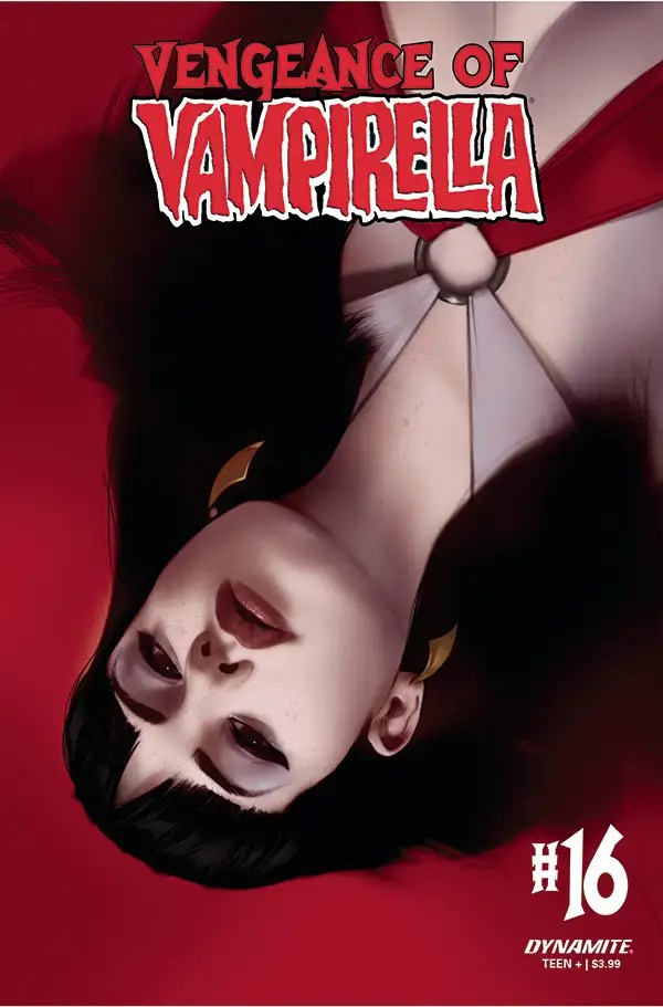 FEB210815 ComicList: Dynamite Entertainment New Releases for 04/21/2021