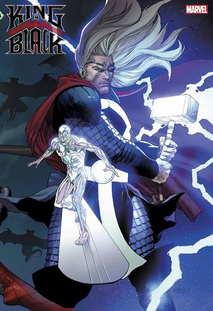 JAN210522 ComicList: Marvel Comics New Releases for 04/07/2021