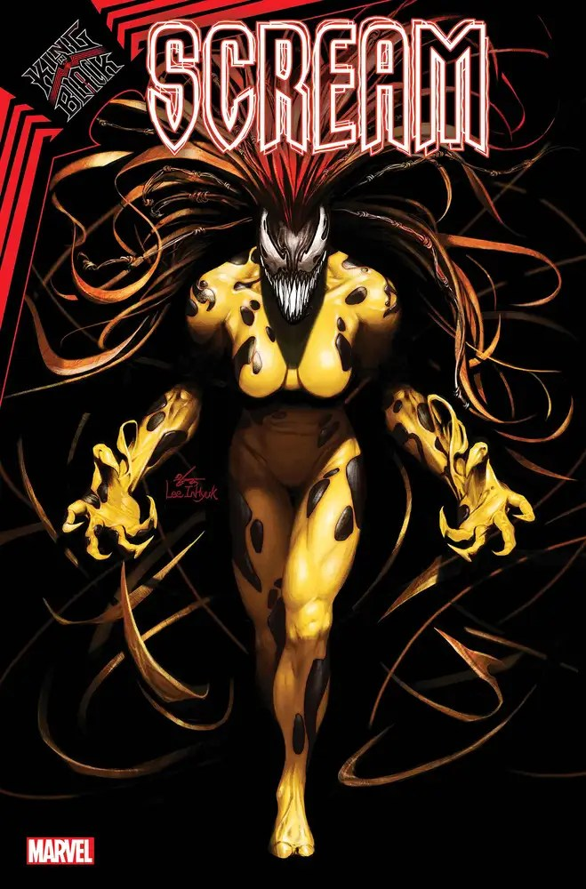 JAN210537 ComicList: Marvel Comics New Releases for 03/24/2021