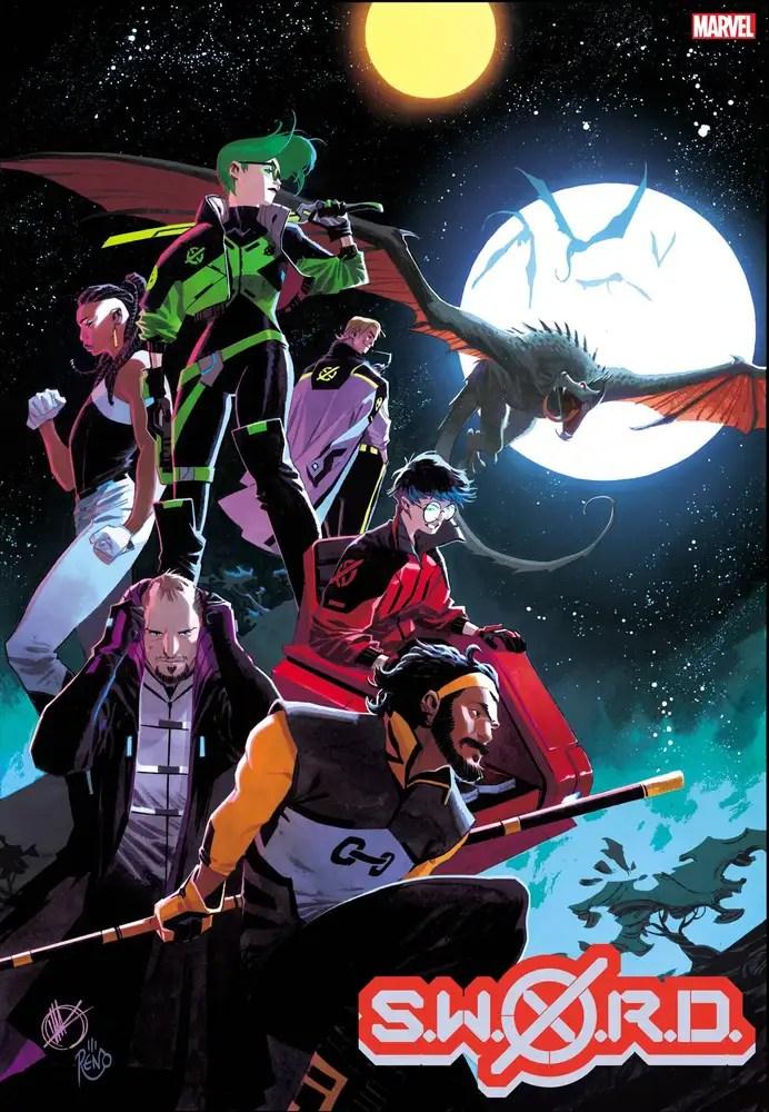 JAN210554 ComicList: Marvel Comics New Releases for 03/17/2021