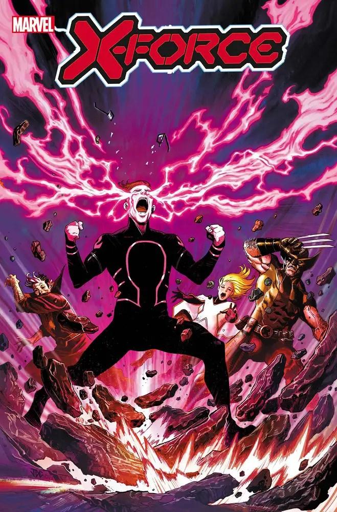 JAN210633 ComicList: Marvel Comics New Releases for 03/17/2021