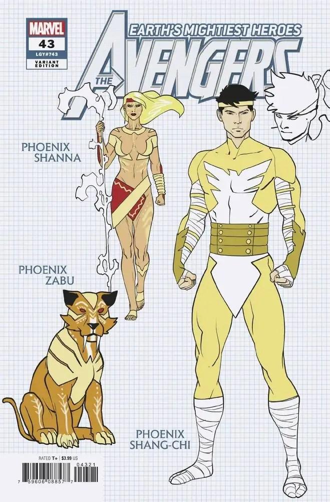 JAN210670 ComicList: Marvel Comics New Releases for 03/03/2021