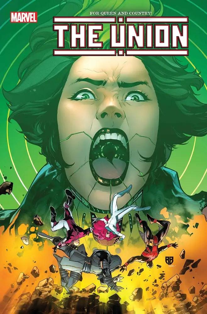 JAN210684 ComicList: Marvel Comics New Releases for 03/31/2021