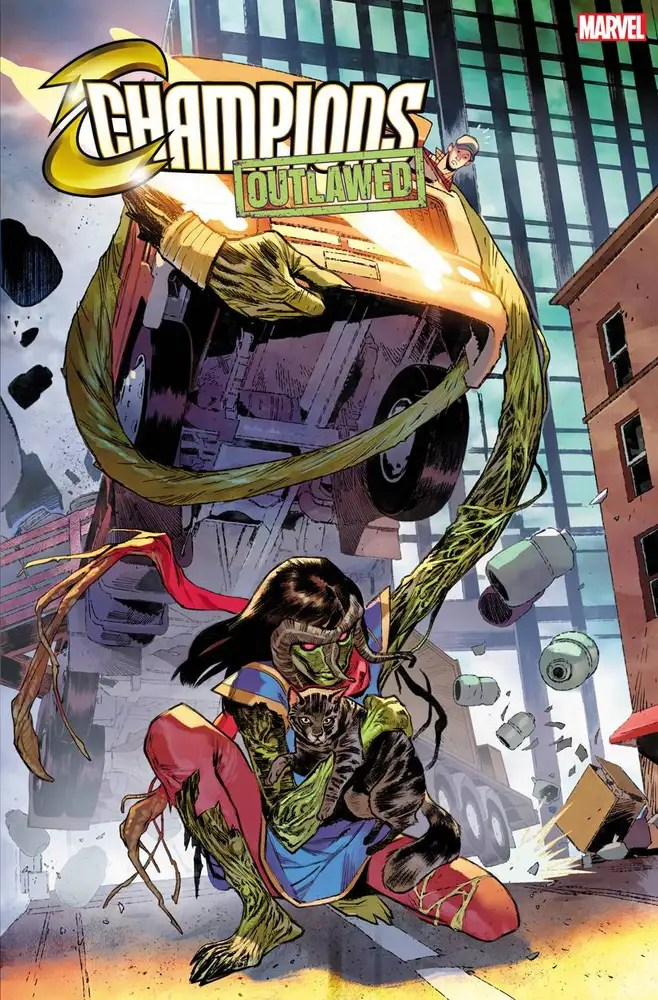 JAN210697 ComicList: Marvel Comics New Releases for 03/17/2021