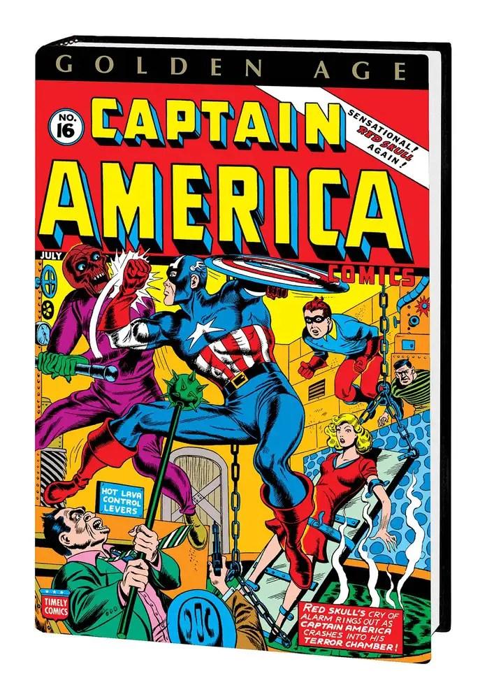 JAN210726 ComicList: Marvel Comics New Releases for 08/04/2021