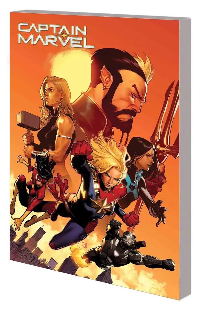 JAN210739 ComicList: Marvel Comics New Releases for 04/21/2021