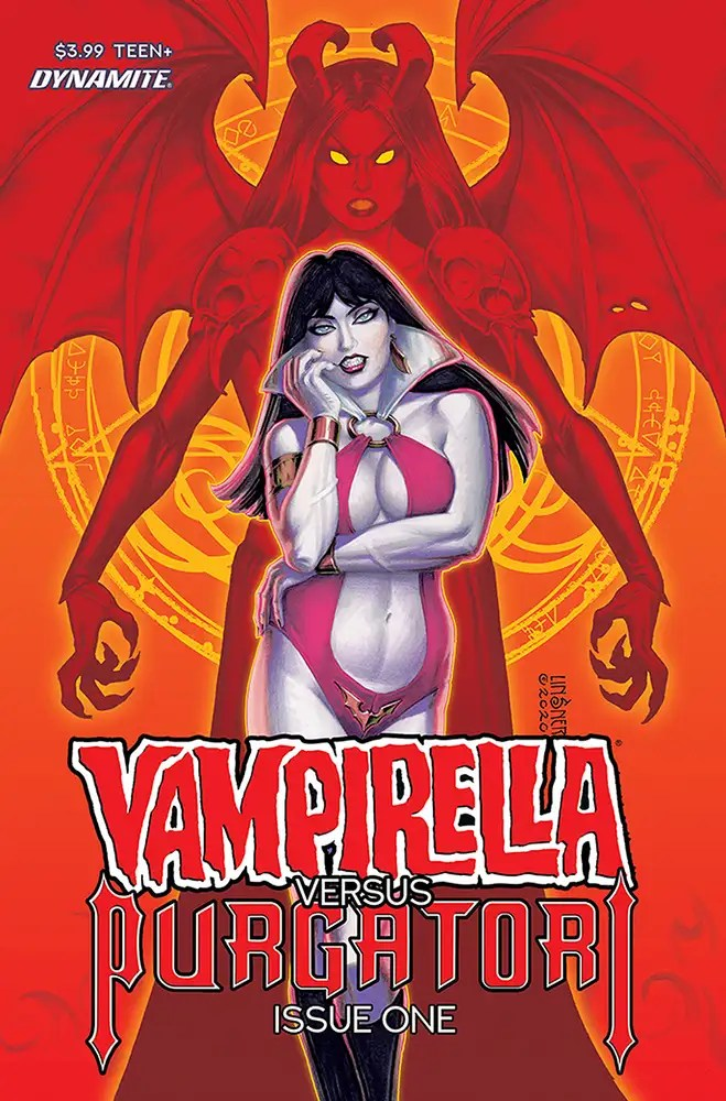 JAN210757 ComicList: Dynamite Entertainment New Releases for 03/24/2021