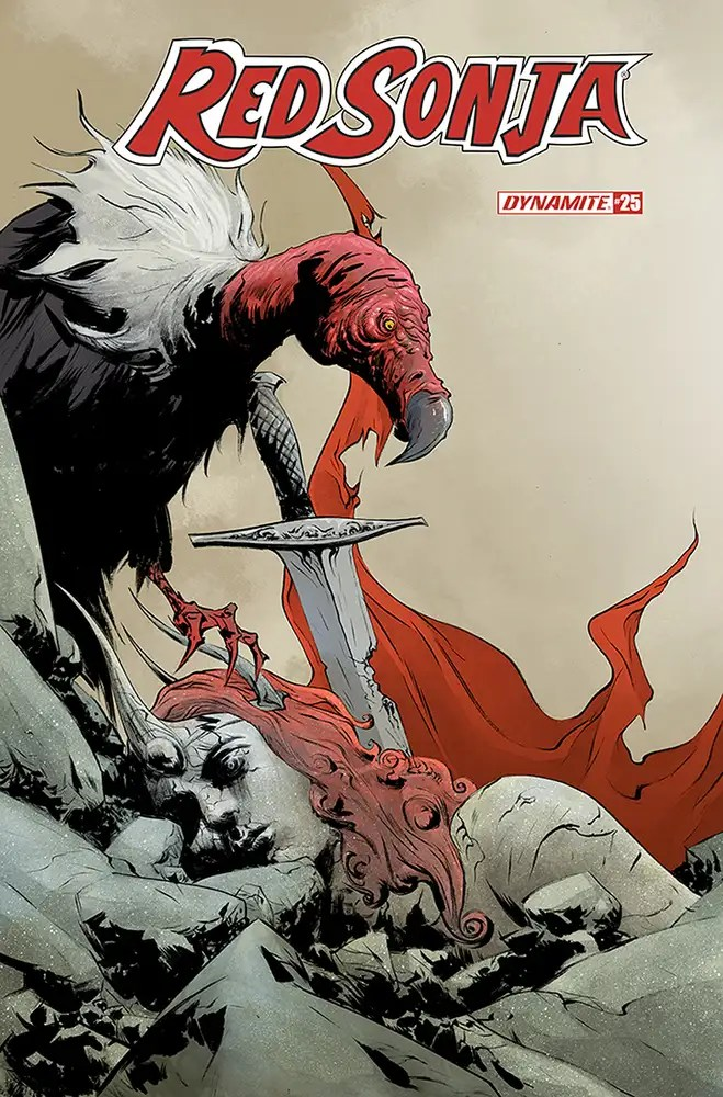 JAN210797 ComicList: Dynamite Entertainment New Releases for 03/24/2021