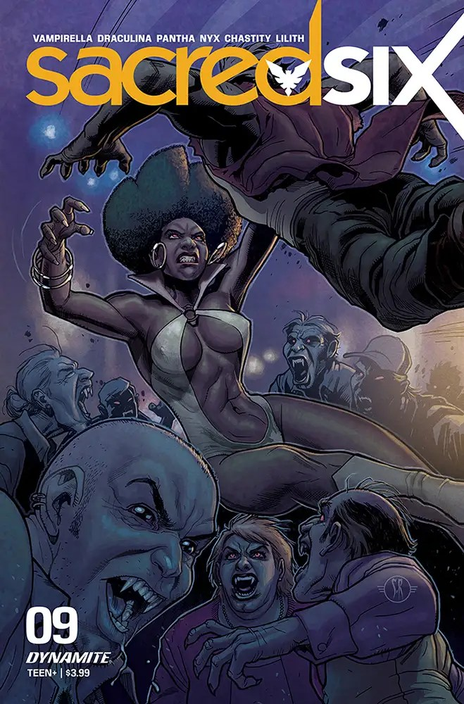 JAN210852 ComicList: Dynamite Entertainment New Releases for 05/19/2021