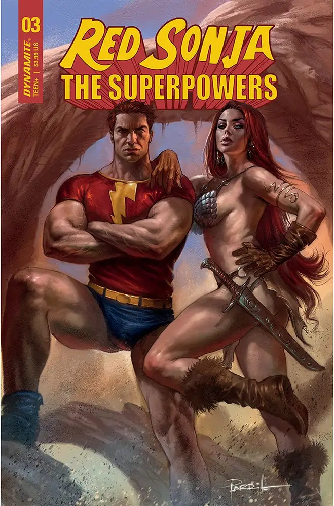 JAN210863 ComicList: Dynamite Entertainment New Releases for 03/10/2021