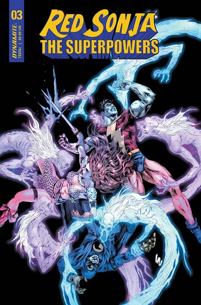 JAN210865 ComicList: Dynamite Entertainment New Releases for 03/10/2021