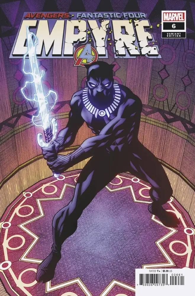JUL200642 ComicList: Marvel Comics New Releases for 09/02/2020