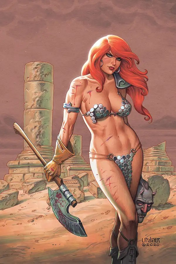 JUL200792 ComicList: Dynamite Entertainment New Releases for 09/16/2020