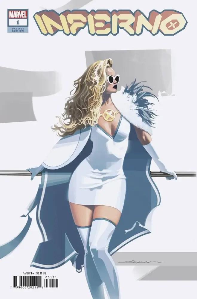 JUL210525 ComicList: Marvel Comics New Releases for 09/29/2021