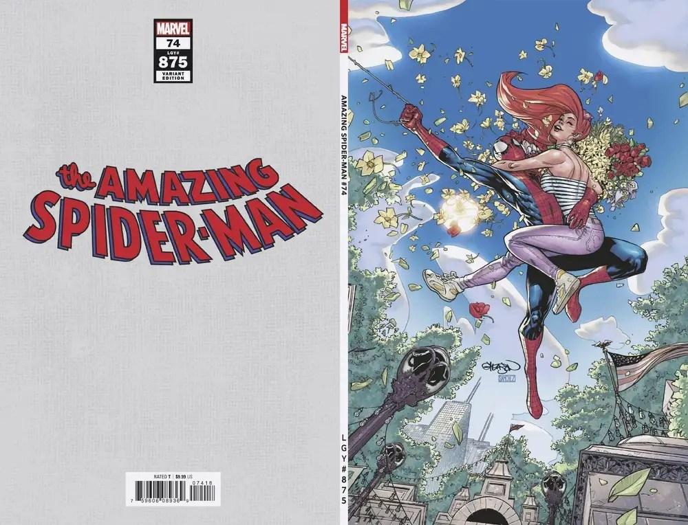 JUL210531 ComicList: Marvel Comics New Releases for 09/29/2021