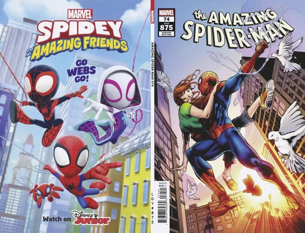 JUL210533 ComicList: Marvel Comics New Releases for 09/29/2021