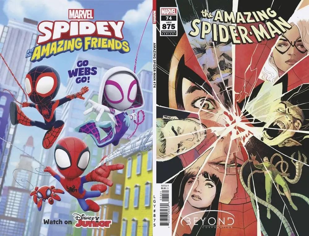 JUL210542 ComicList: Marvel Comics New Releases for 09/29/2021