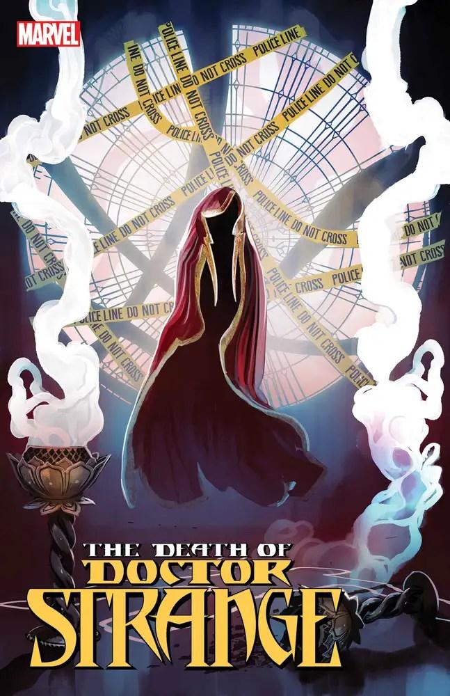 JUL210566 ComicList: Marvel Comics New Releases for 09/22/2021