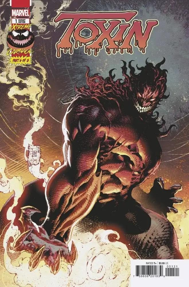 JUL210572 ComicList: Marvel Comics New Releases for 09/08/2021