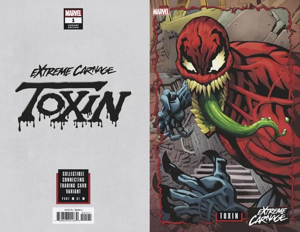 JUL210573 ComicList: Marvel Comics New Releases for 09/08/2021