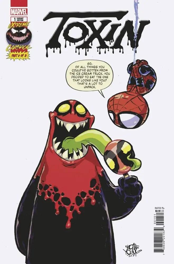JUL210574 ComicList: Marvel Comics New Releases for 09/08/2021