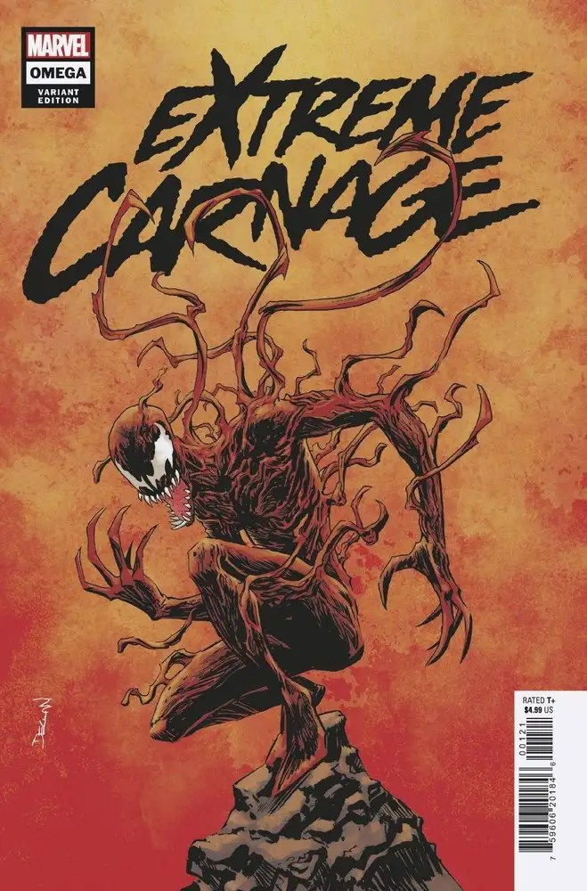 JUL210582 ComicList: Marvel Comics New Releases for 09/29/2021