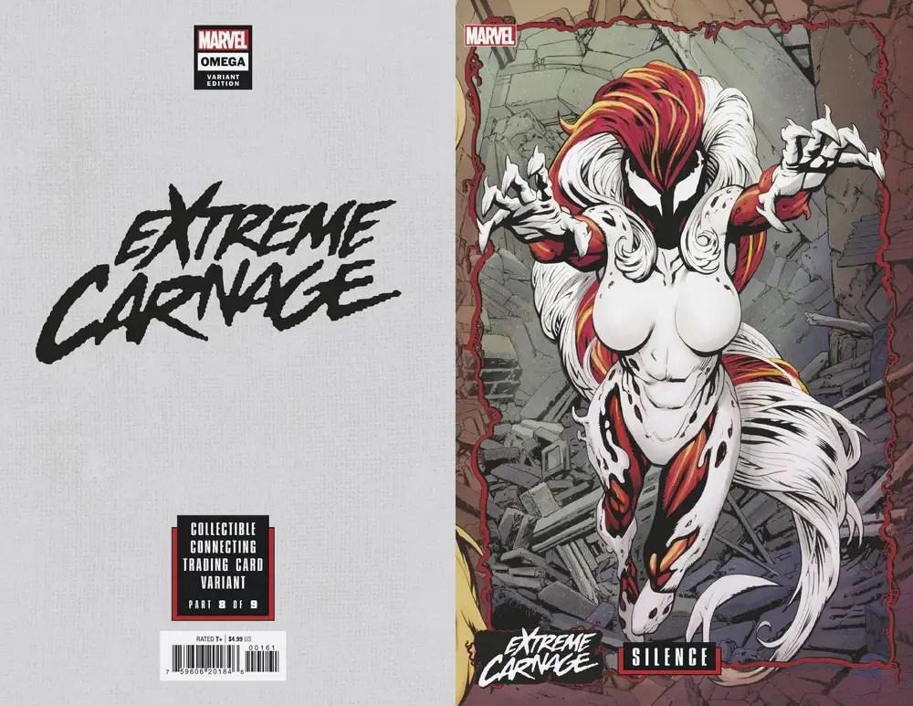 JUL210583 ComicList: Marvel Comics New Releases for 09/29/2021