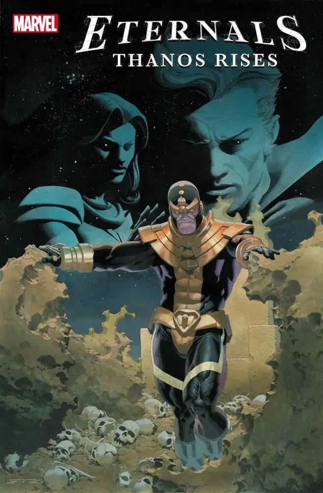 JUL210588 ComicList: Marvel Comics New Releases for 09/15/2021