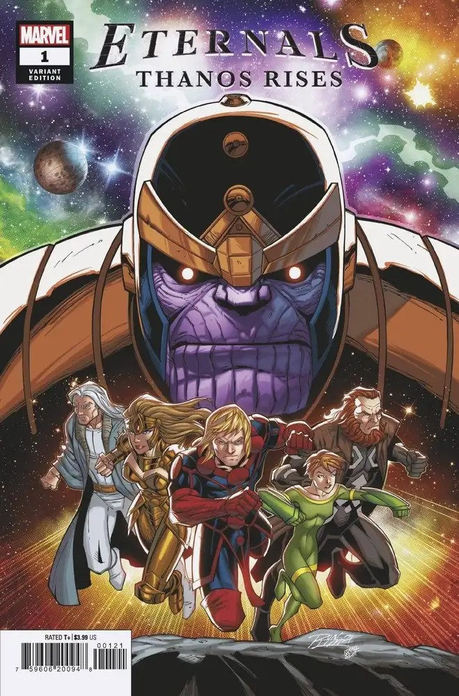 JUL210589 ComicList: Marvel Comics New Releases for 09/15/2021
