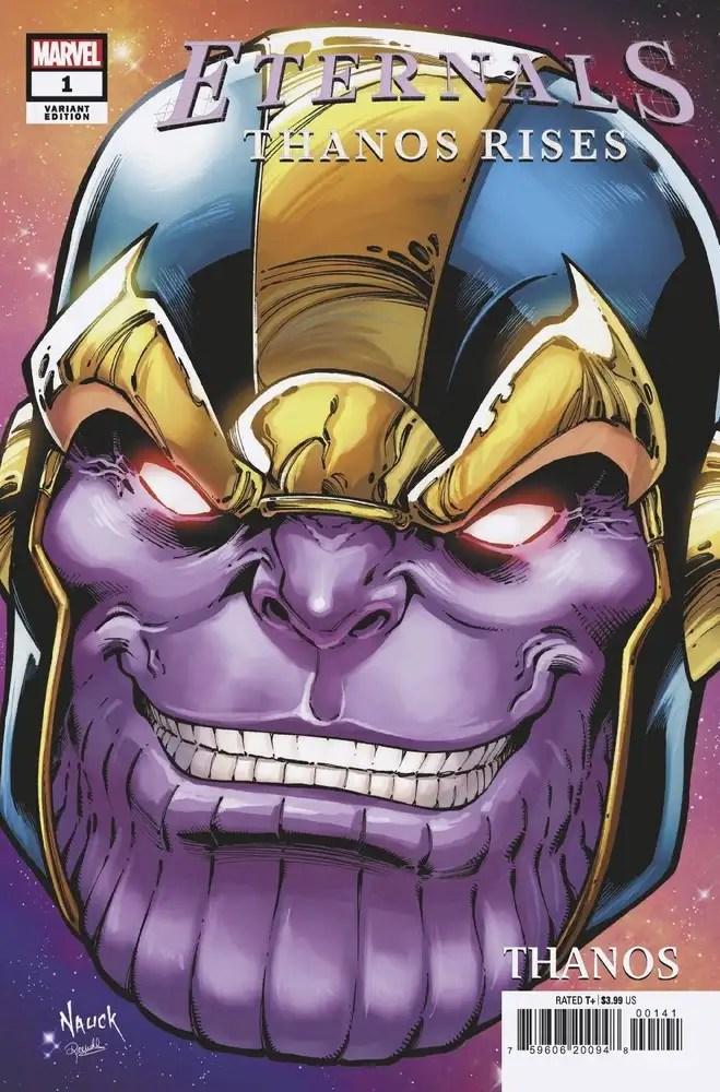 JUL210592 ComicList: Marvel Comics New Releases for 09/15/2021