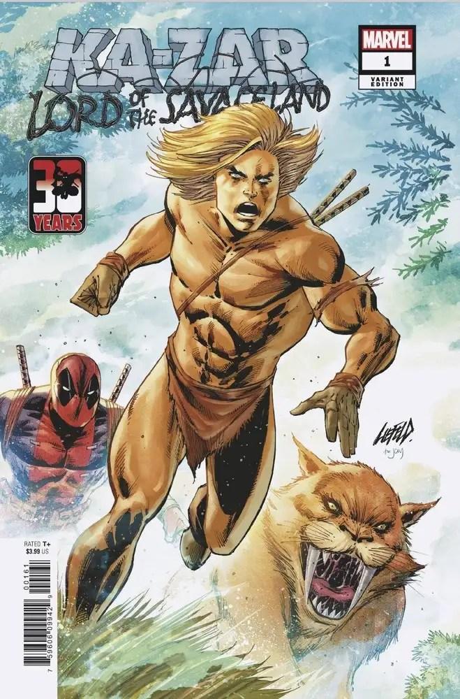 JUL210605 ComicList: Marvel Comics New Releases for 09/08/2021