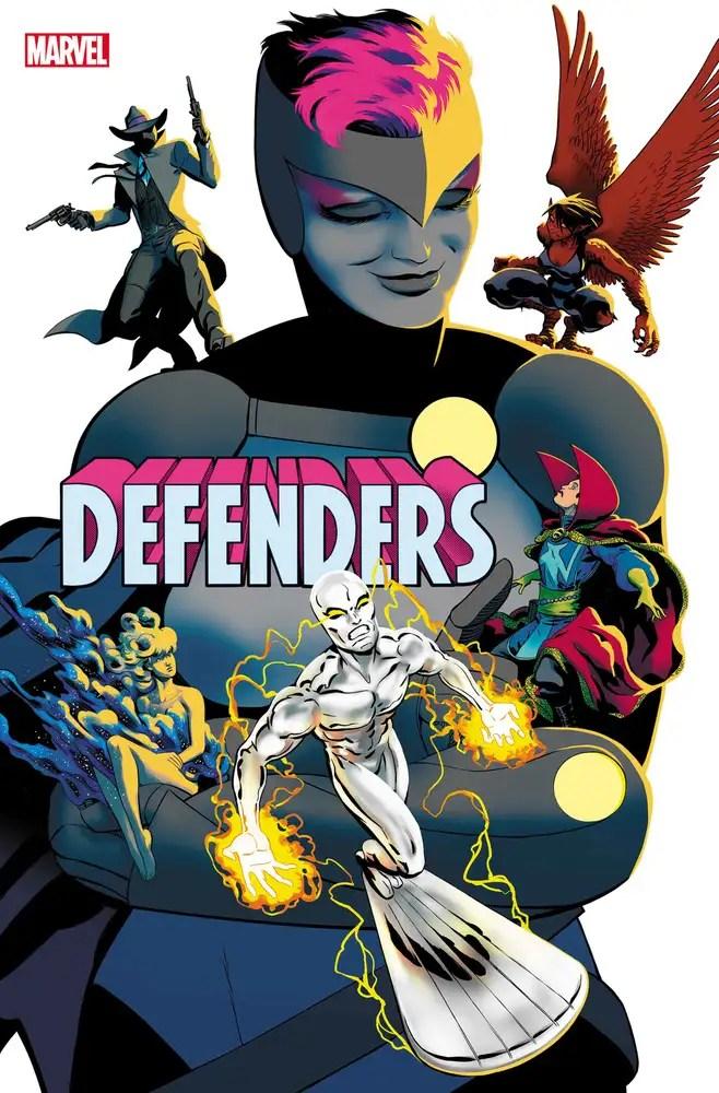 JUL210620 ComicList: Marvel Comics New Releases for 09/08/2021