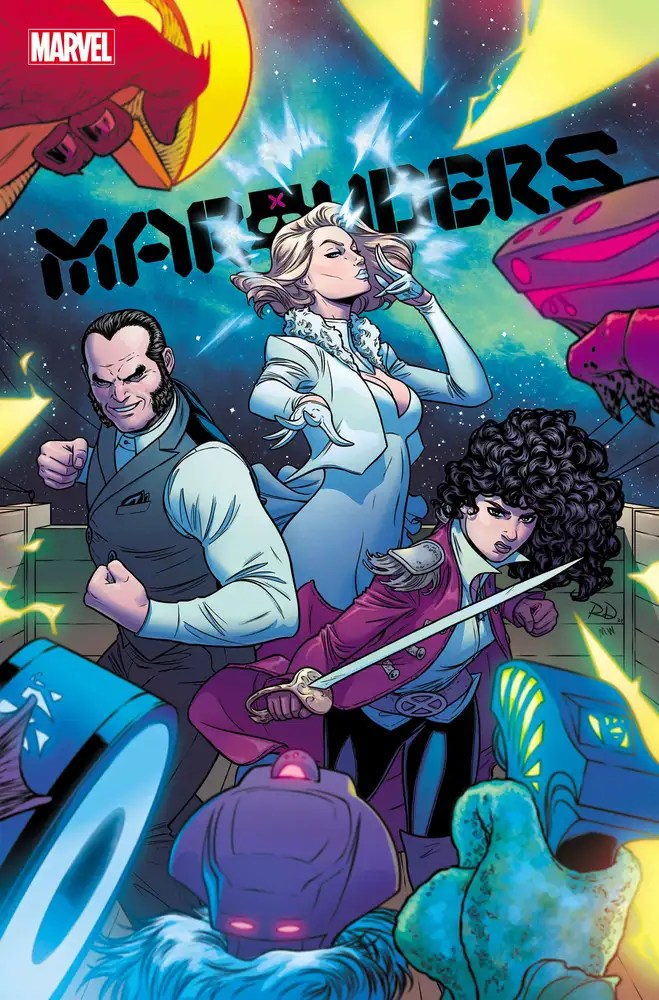JUL210649 ComicList: Marvel Comics New Releases for 09/15/2021