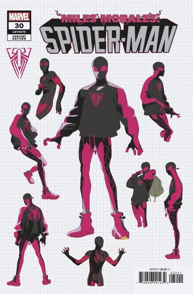 JUL210673 ComicList: Marvel Comics New Releases for 09/29/2021