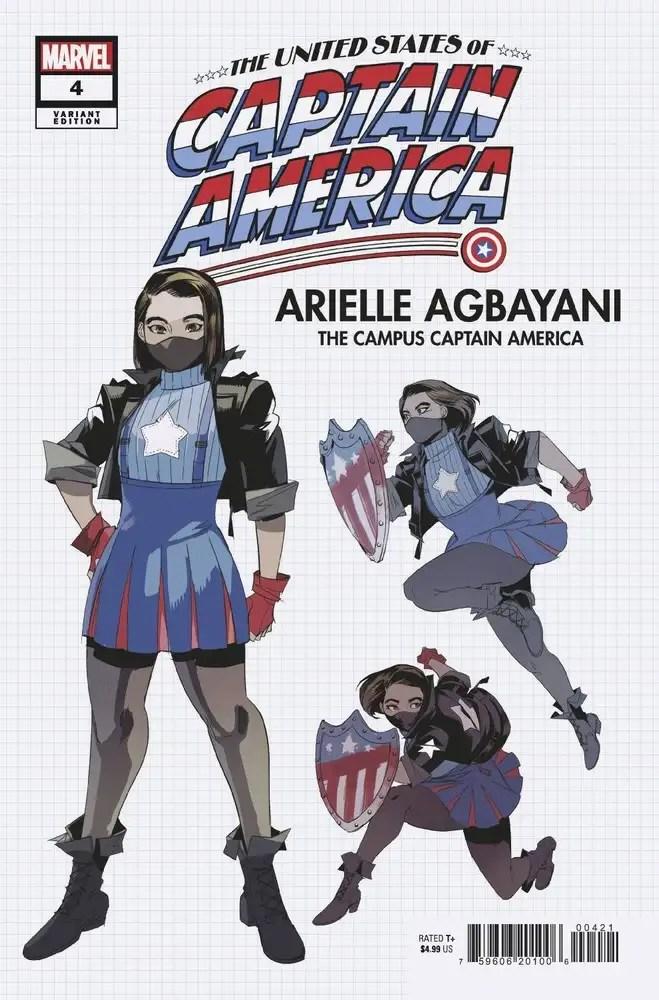 JUL210702 ComicList: Marvel Comics New Releases for 09/22/2021
