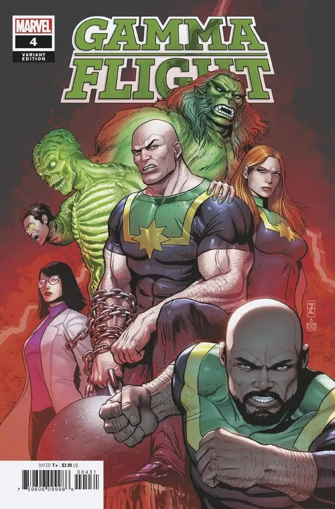 JUL210705 ComicList: Marvel Comics New Releases for 09/22/2021