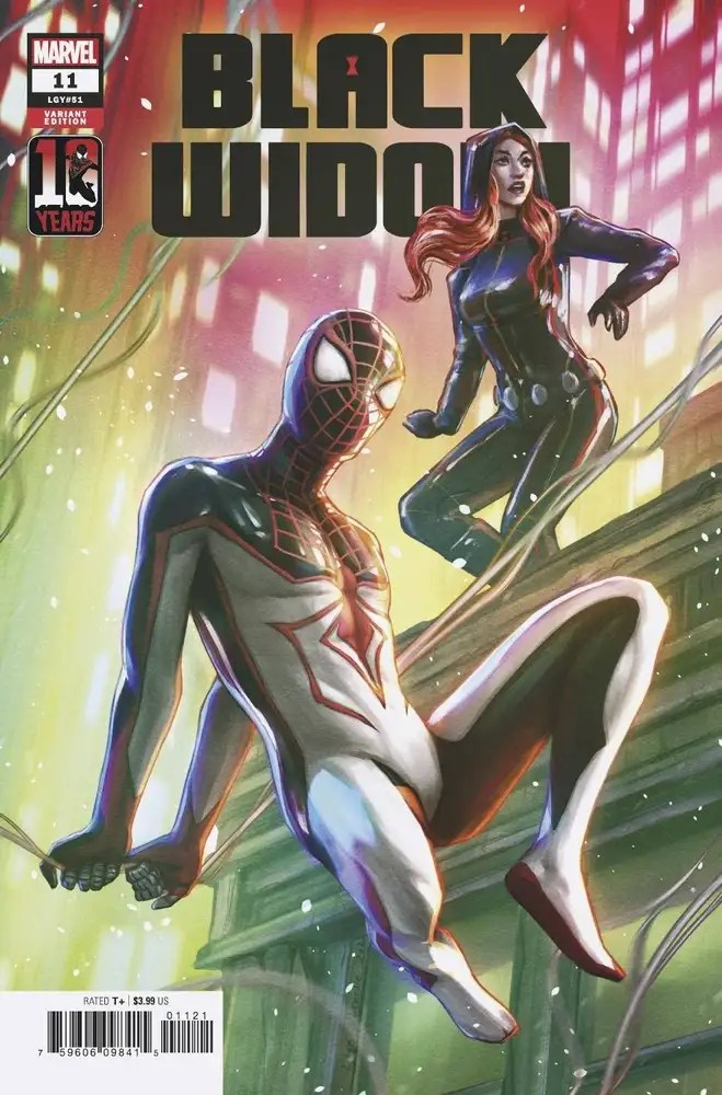 JUL210715 ComicList: Marvel Comics New Releases for 09/15/2021