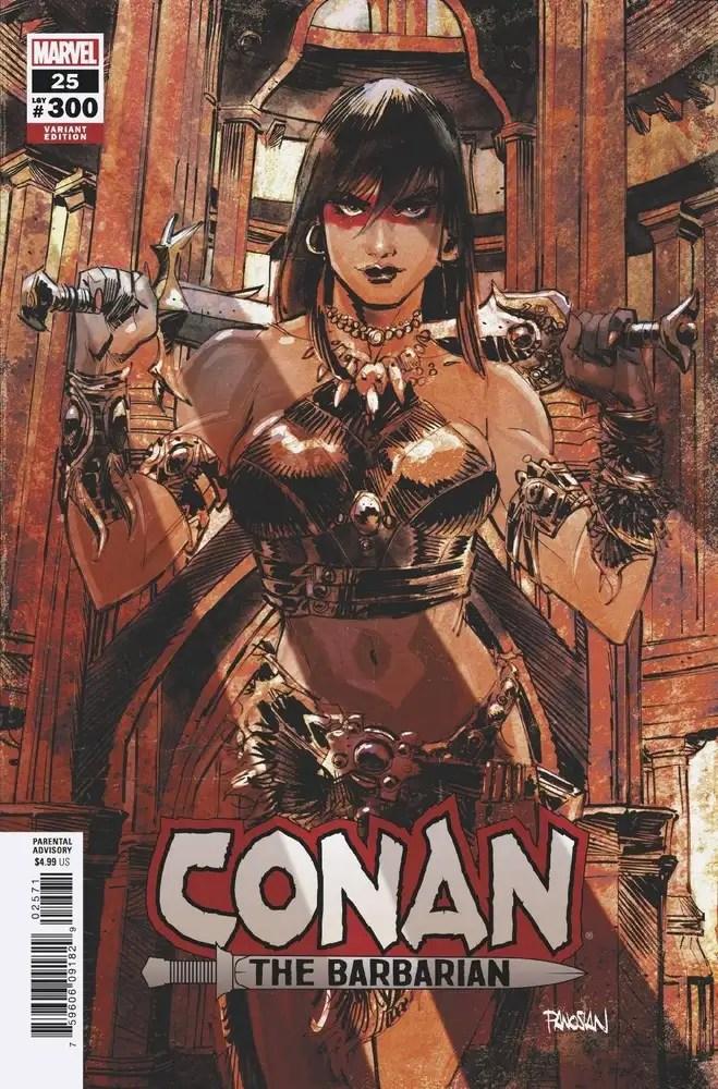 JUL210729 ComicList: Marvel Comics New Releases for 09/08/2021