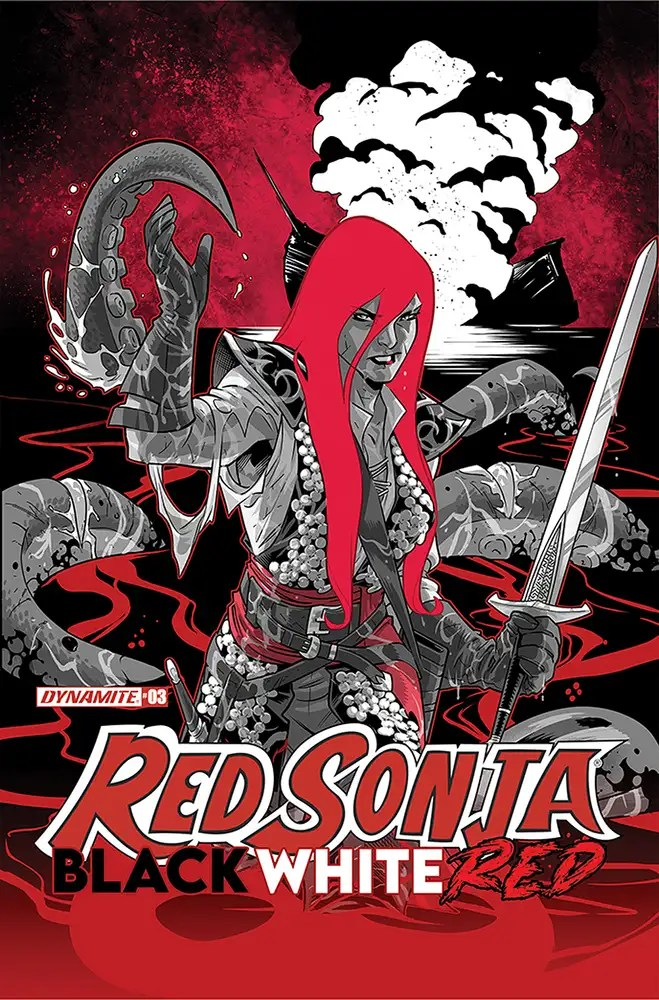 JUL210907 ComicList: Dynamite Entertainment New Releases for 09/22/2021