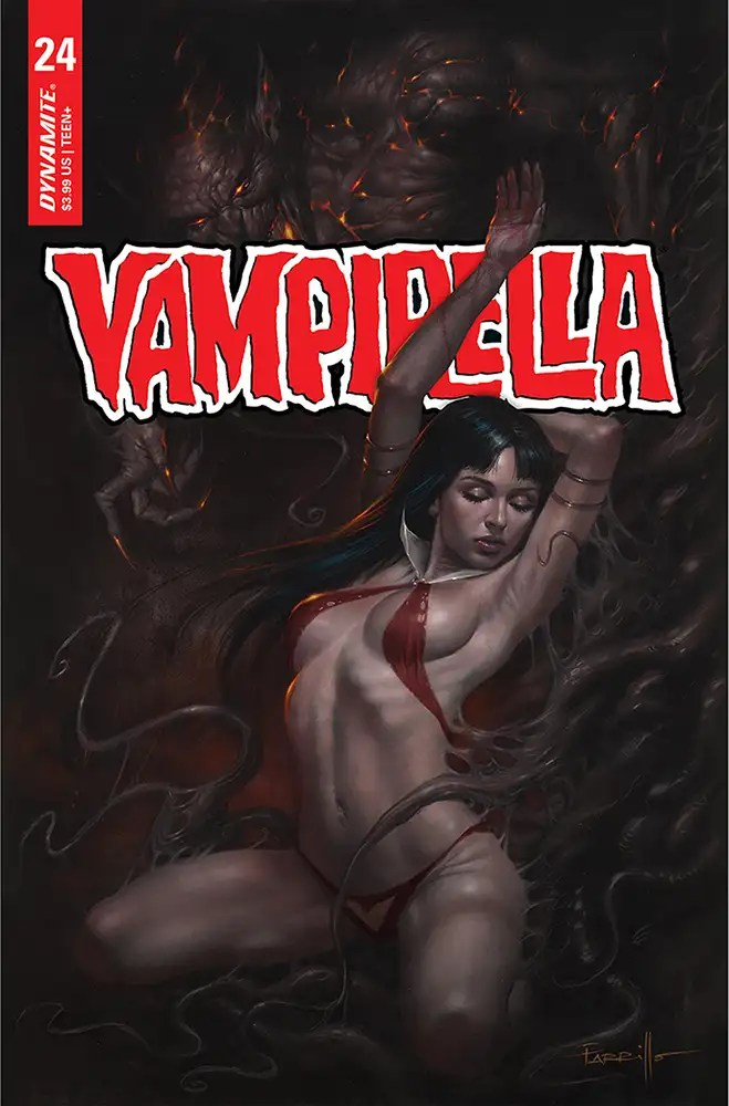 JUL211012 ComicList: Dynamite Entertainment New Releases for 09/22/2021