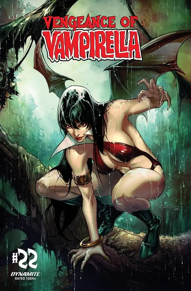 JUL211026 ComicList: Dynamite Entertainment New Releases for 09/29/2021