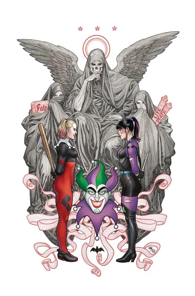 JUN200458 ComicList: DC Comics New Releases for 08/19/2020