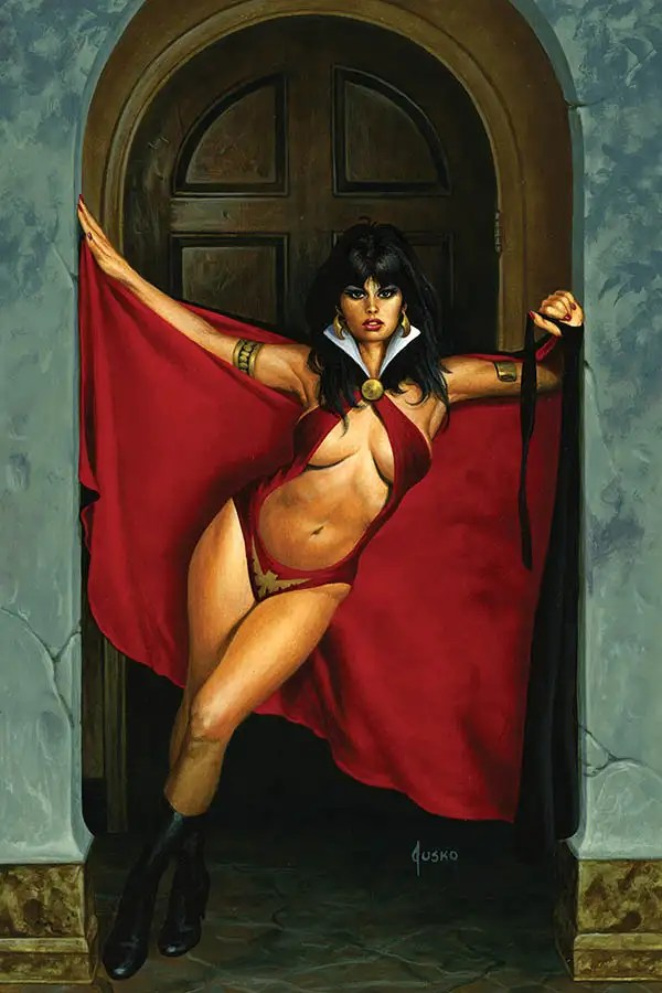 JUN200723 ComicList: Dynamite Entertainment New Releases for 09/16/2020